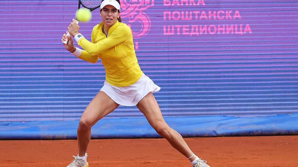 Ajla Tomljanović secured a place in the eight finals of Serbia Ladies Open