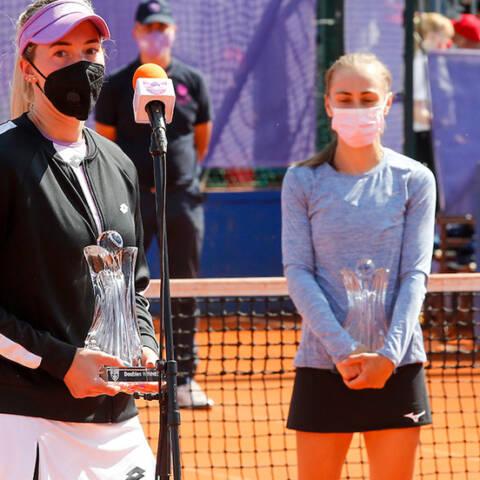 Nina Stojanović: The triumph in Belgrade means a lot to me