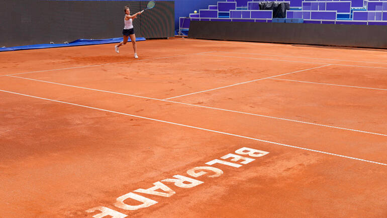 Praises for Serbia Open 2021 from ATP organization