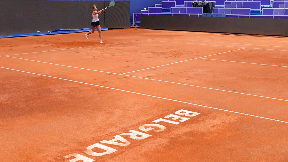 Pohvale od ATP organizacije za Serbia Open 2021