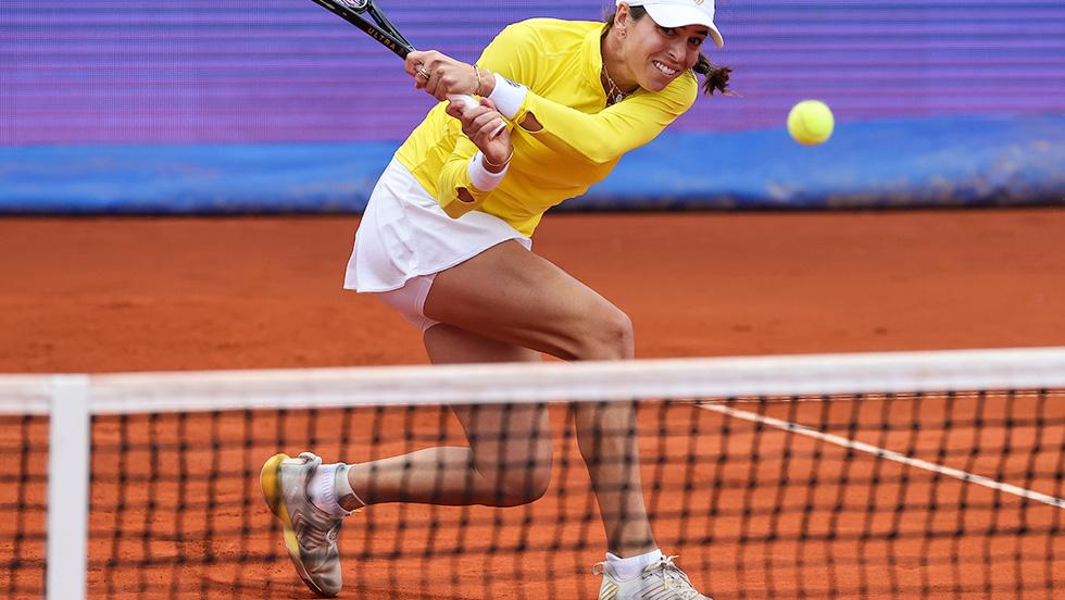 Tomljanović: Na Serbia Ladies Openu sve je fenomenalno