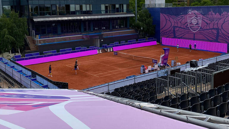 Qualifications for Serbia Ladies Open to begin on Saturday